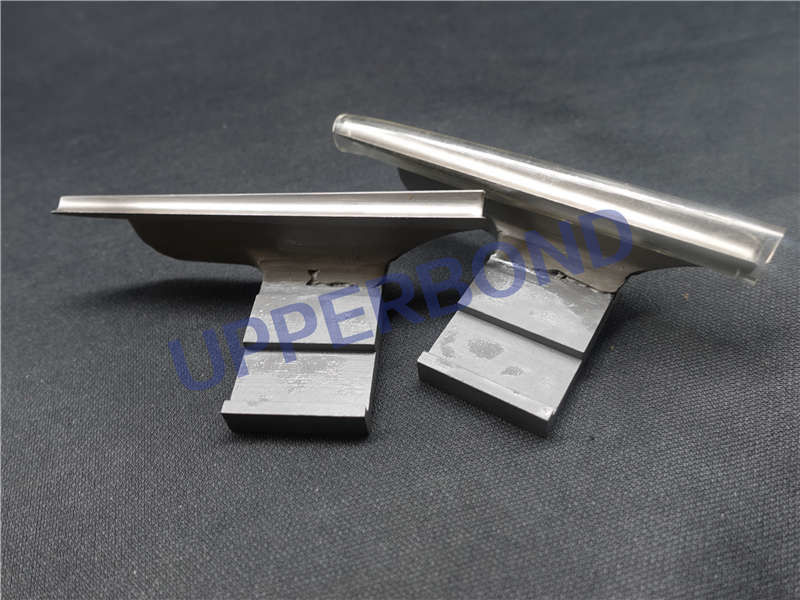 Alloy Cigarette Tongue Mk8 Mk9 Maker Spare Parts Logo Customized
